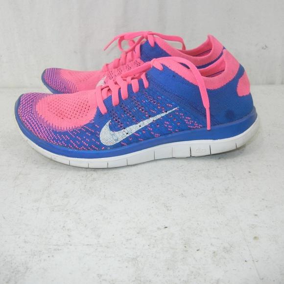 free shipping c2531 62432 Nike Free 4.0 Flyknit Women's size 8